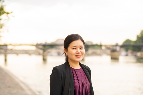 (Interview Yonhap) Lee Eun-joo de l'Orchestre philharmonique de Radio France fascinée par la musique contemporaine