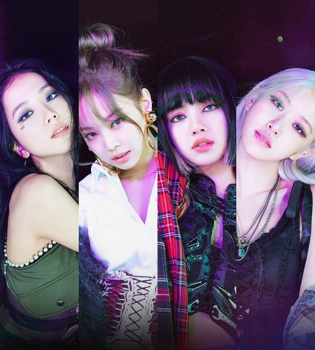 Blackpink. (Photo fournie par YG Entertainment. Revente et archivage interdits)