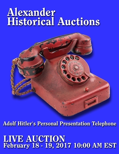 (출처:Alexander Historical Auctions)