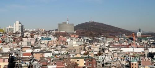 서울 표준주택 공시가 17.75% 상승, 초고가 단독 밀집지역 급등