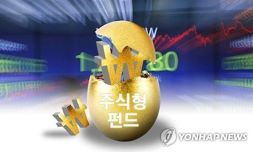 """국내 주식형 펀드서 자금 '썰물'…""""증시 반등에 차익실현"""""""