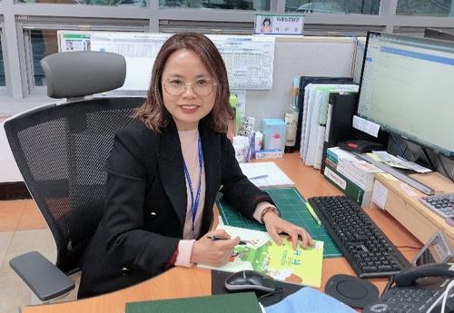 최은순 화순군 농업기술센터 미래농업팀장