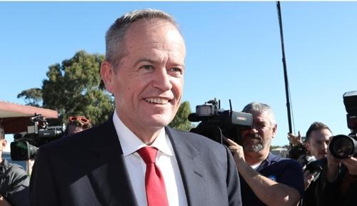호주 빌 쇼튼 노동당 대표