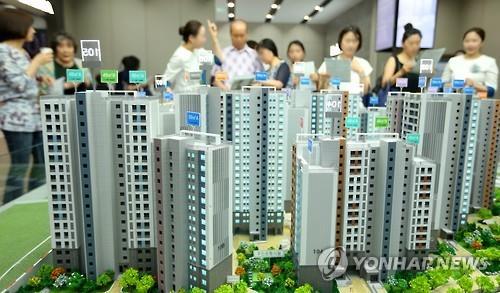 동대문구 답십리 14구역 재개발 아파트단지 분양