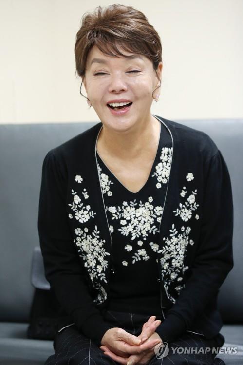 배우 김수미