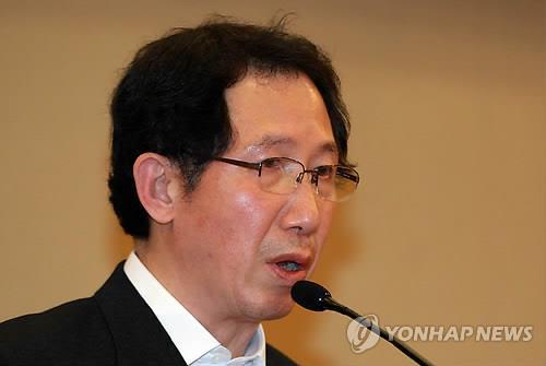 고(故) 김근태 전 열린우리당 의장