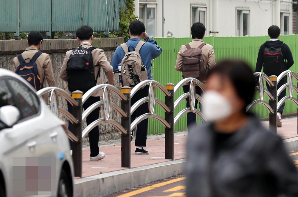 인천 고등학교 66개교 등교 재개