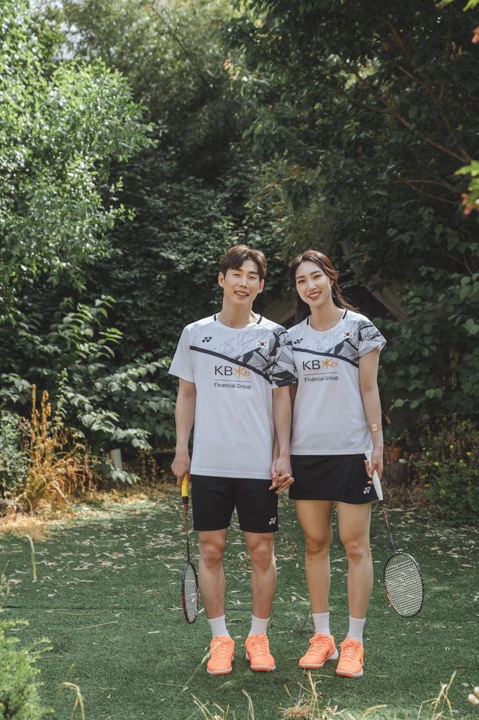 12월 결혼하는 배드민턴 국가대표 손완호와 성지현