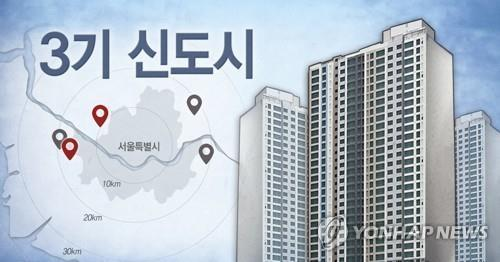 3기 신도시 발표지역 (PG)