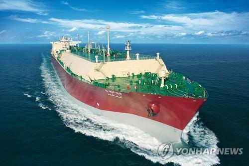 삼성중공업의 LNG선