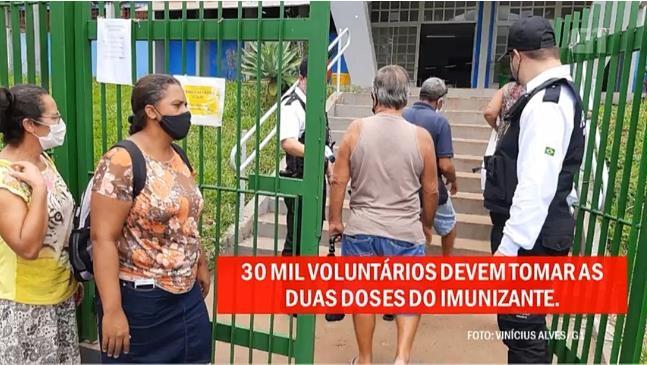 브라질, 백신 대량접종 통한 집단면역 시도