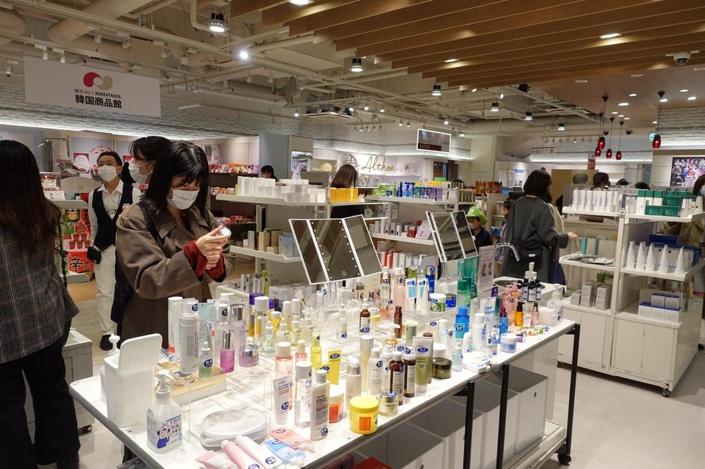 코트라, 도쿄 백화점서 'K 소비재' 팝업스토어 열어
