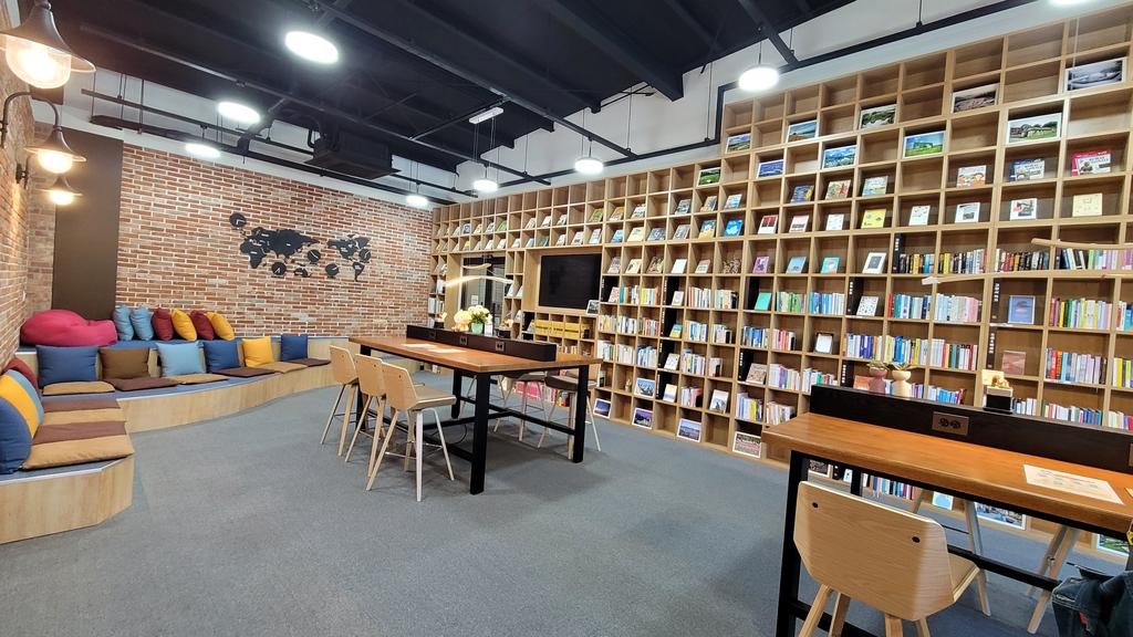 고양관광정보센터 여행자도서관