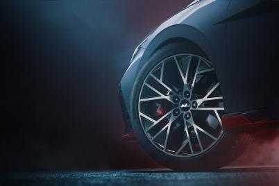 현대자동차, 아반떼 N 디자인 티저 공개