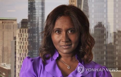 AP통신의 새 최고경영자(CEO) 데이지 비라싱엄