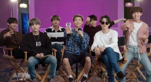 BTS obtiene un galardón de Radio Disney Music Awards por 2do. año consecutivo