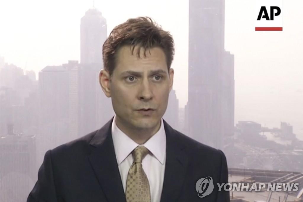 중국에 체포된 캐나다 전직 외교관 마이클 코프릭