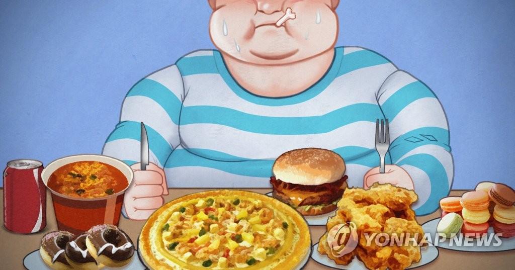 패스트푸드, 라면, 어린이 비만 (PG)
