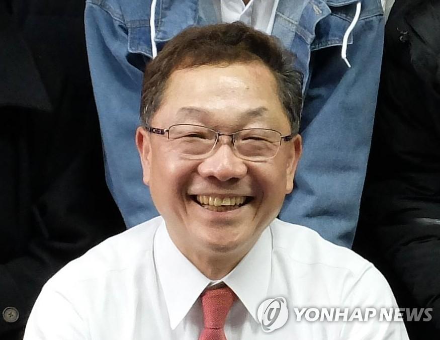 東京韓国商議所の張永軾会長=(聯合ニュース)
