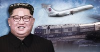 (LEAD) (US-NK summit) Hotel near N.K.-China border stops receiving bookings amid speculation over Kim's train journey