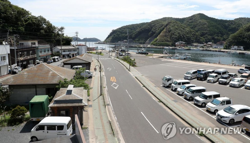日극우 의원들, 대마도 한국자본에 매수된다며 '진흥법' 추진 | 연합뉴스