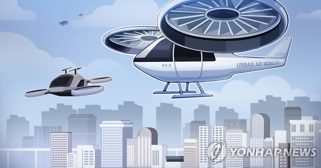 도심항공모빌리티(UAM) (PG)