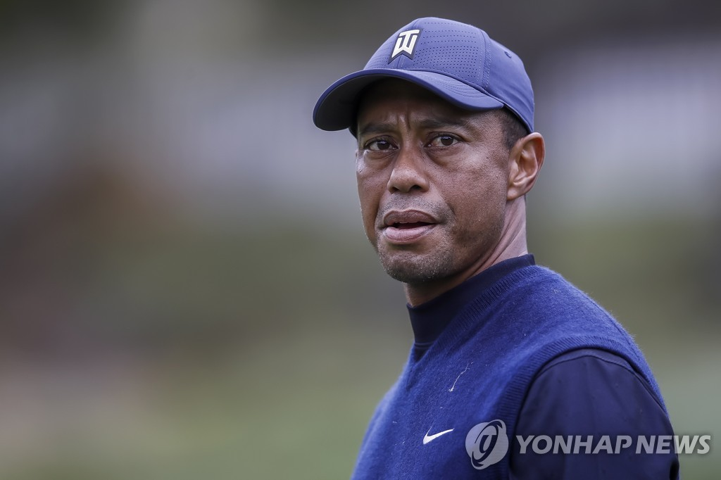 (FILE) USA GOLF TIGER WOODS