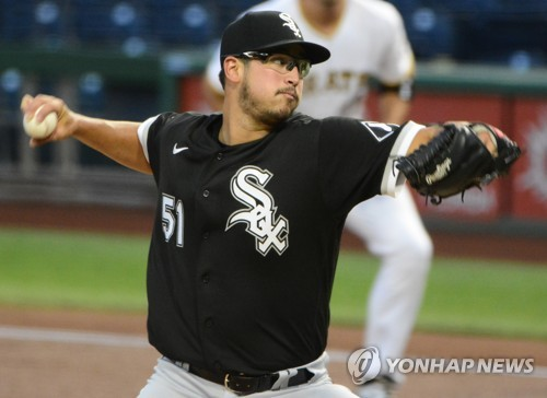 Half-Korean White Sox pitcher Dane Dunning would love to play for S. Korea