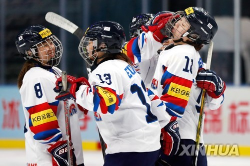 S Korean Women S Hockey Avoids Relegation In World Championship