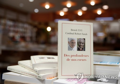 POPE-BENEDICT/BOOK-FRANCE
