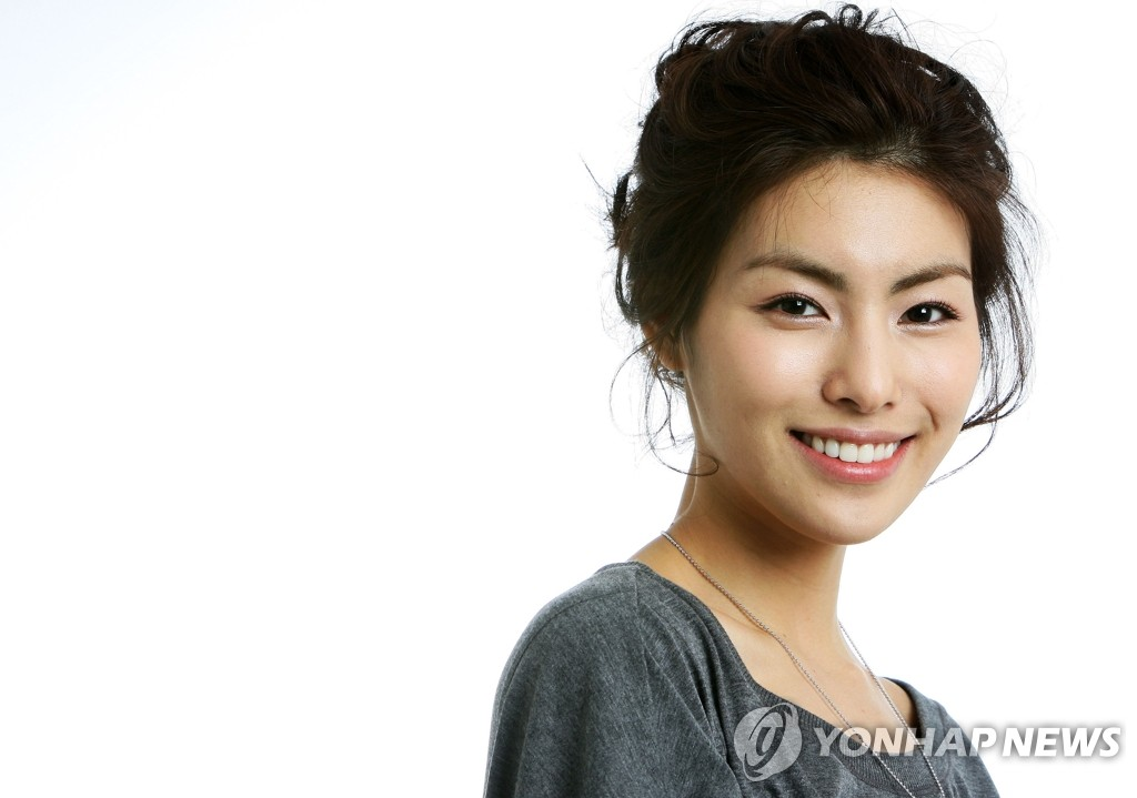 S  Korean actress Kim Jung-hwa | Yonhap News Agency