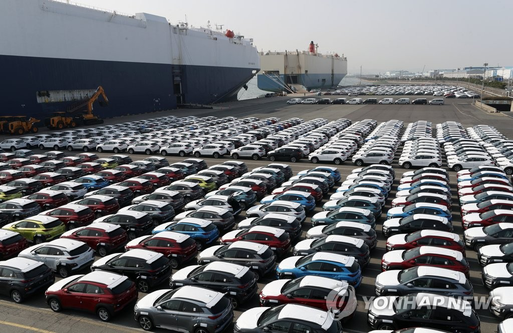 S. Korea's car production falls in 2018 to world's 7th - 1