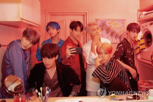 K-pop : «Boy with Luv» de BTS, 8e au Billboard Hot 100