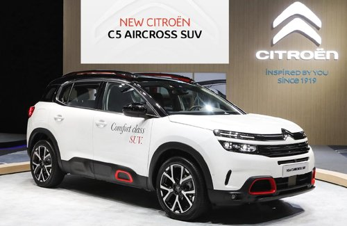 New Citroen SUV