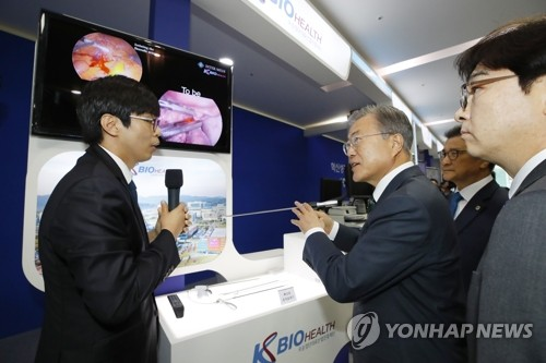 S. Korea to foster bio-health sector