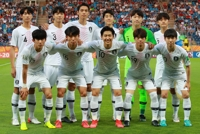 (U20 World Cup) S. Korea going for historic title vs. Ukraine