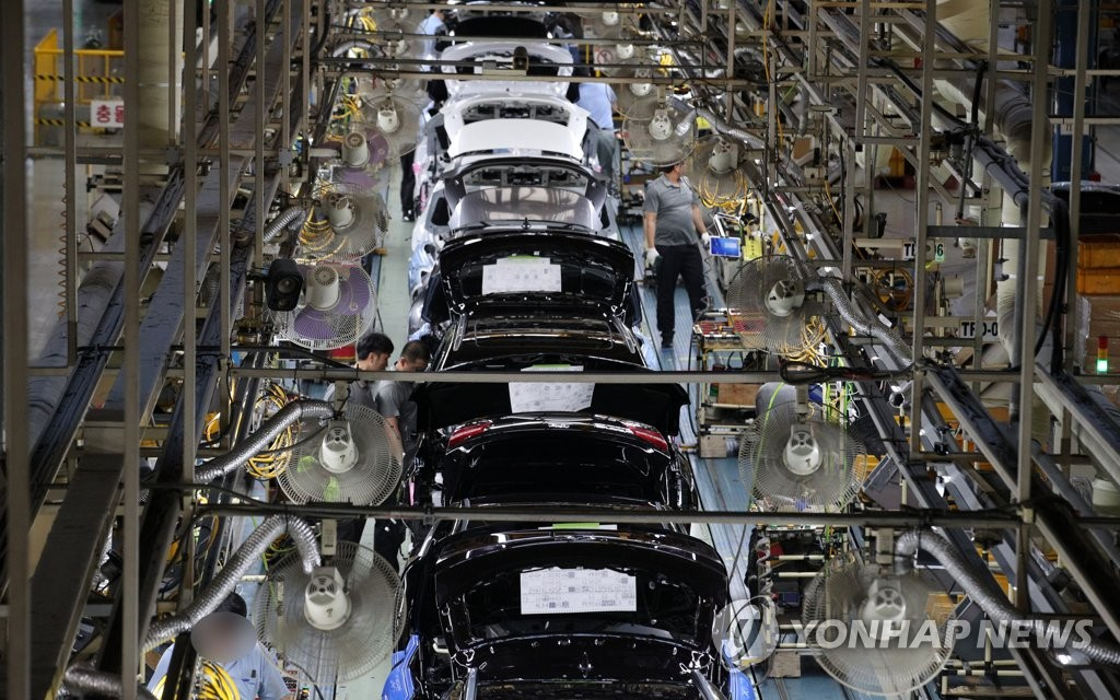 S. Korea's auto output likely to hit 9-yr low in 2019 - 1
