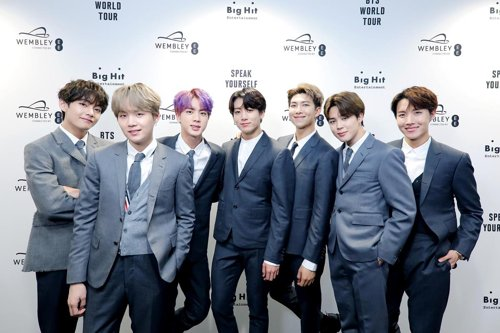 BTS honored at annual MTV music awards