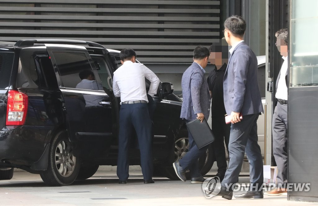 Police raid YG Entertainment