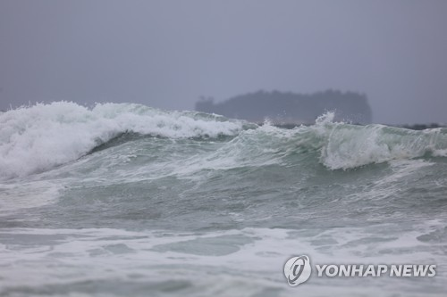 S. Korea raises typhoon alert level to 'vigilance' from 'attention'