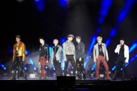 Second to top Billboard, SuperM proves K-pop's growing potential in U.S.