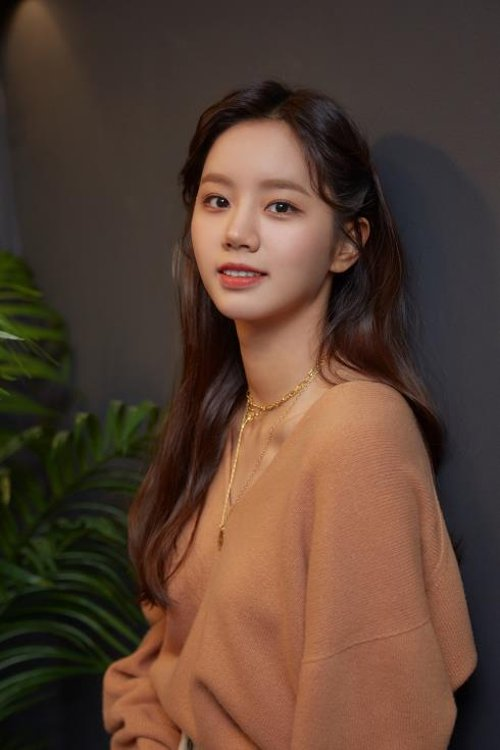 Interview with actress Lee Hye-ri
