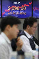(LEAD) Seoul stocks up for 3rd day on eased concerns over Chinese economy