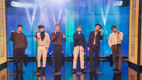 Monsta X appears on ABC talk show