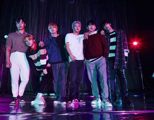 Monsta X debuts on Billboard 200