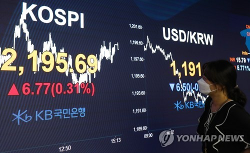 Foreigners turn net sellers of S. Korean securities in May