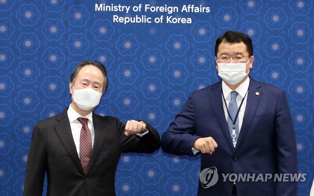 최종건 외교차관, 주한 일본대사 면담…수출규제 철회 촉구