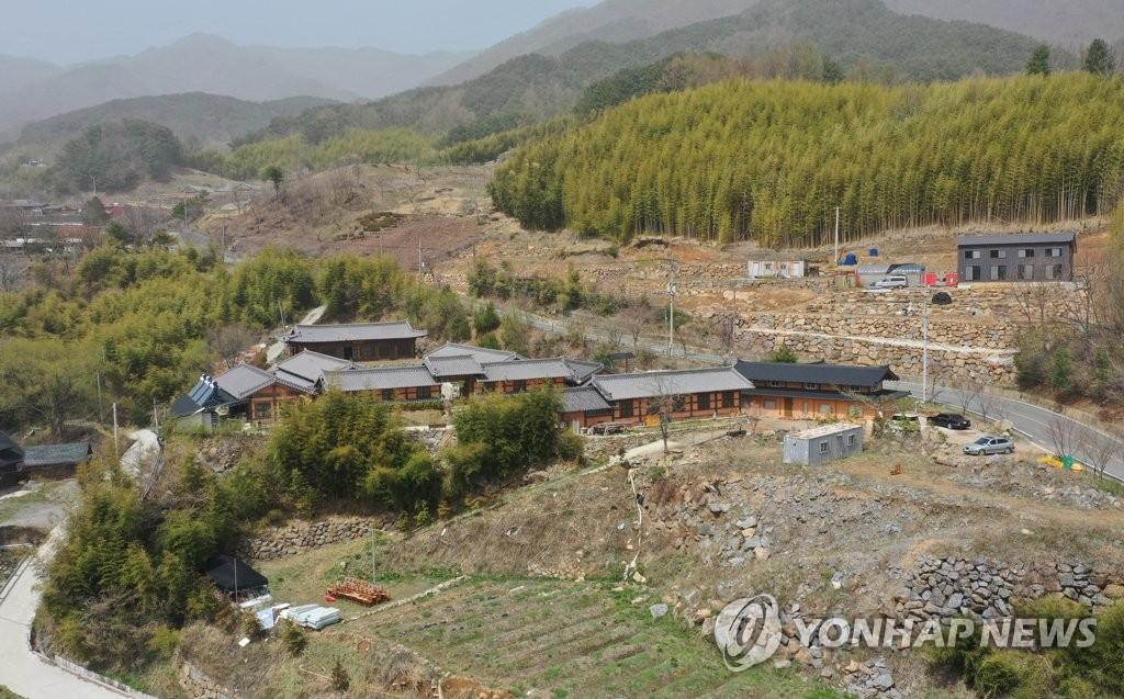 폭력 문제 불거진 청학동 서당