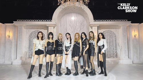 TWICE to be on 'Kelly Clarkson Show'