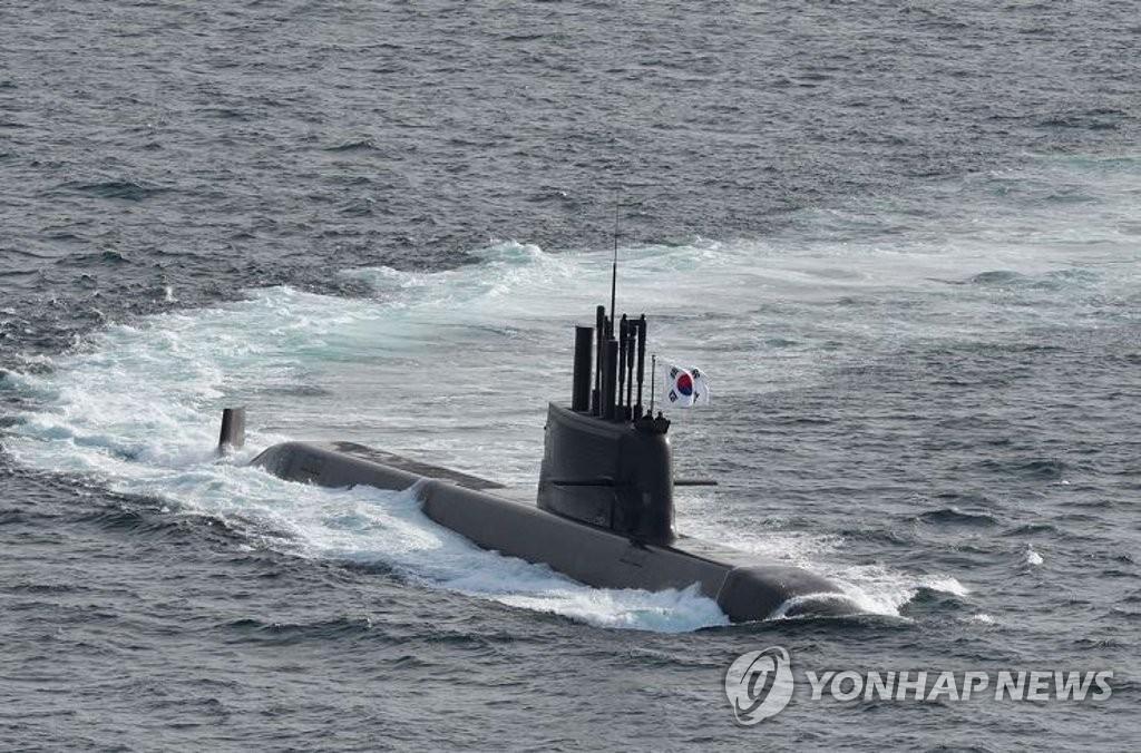 국내 독자 설계ㆍ건조한 3,000톤급 도산안창호함 취역